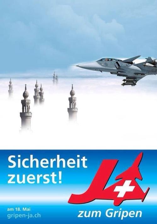 Panik Plakat von Thomas Oetjen